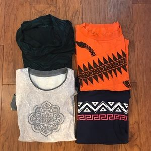 Medium t shirt bundle